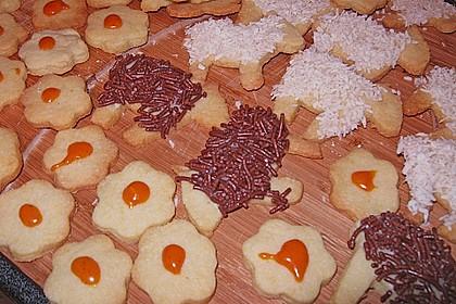 Butterplätzchen - Weihnachtsplätzchen 57