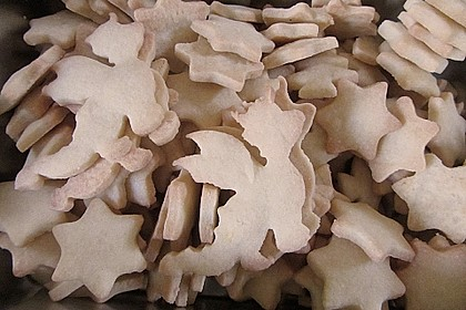 Butterplätzchen - Weihnachtsplätzchen 35