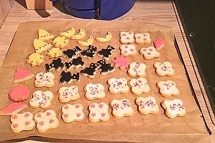 Butterplätzchen - Weihnachtsplätzchen 48