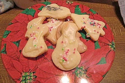 Butterplätzchen - Weihnachtsplätzchen 72