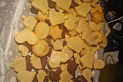 Butterplätzchen - Weihnachtsplätzchen 59