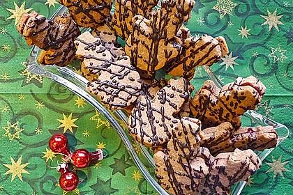 Butterplätzchen - Weihnachtsplätzchen 31