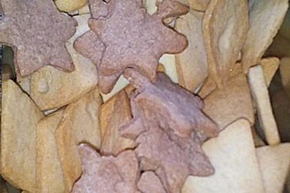 Butterplätzchen - Weihnachtsplätzchen 62