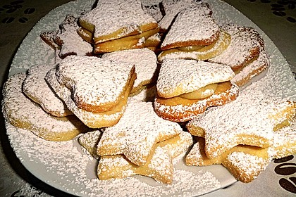 Butterplätzchen - Weihnachtsplätzchen 36