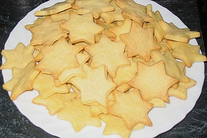 Butterplätzchen - Weihnachtsplätzchen 58