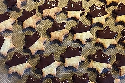 Butterplätzchen - Weihnachtsplätzchen 9