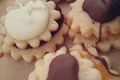 Butterplätzchen - Weihnachtsplätzchen 74