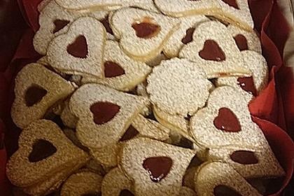 Butterplätzchen - Weihnachtsplätzchen 29