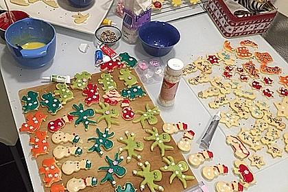 Butterplätzchen - Weihnachtsplätzchen 20