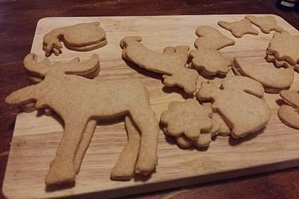 Butterplätzchen - Weihnachtsplätzchen 46