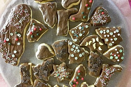 Butterplätzchen - Weihnachtsplätzchen 19