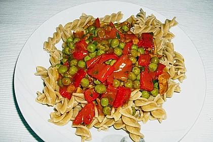 Puten - Gulasch mit Paprika und Rahm 6