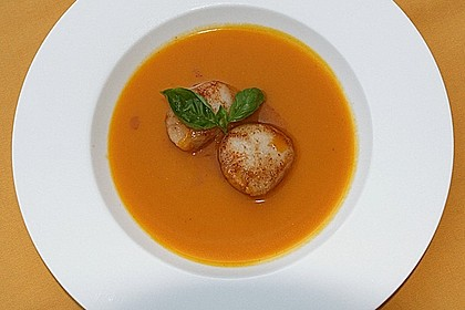 kürbissuppe mit ingwer und kokos (rezept mit bild) | chefkoch.de - Chefkoch De Kürbissuppe