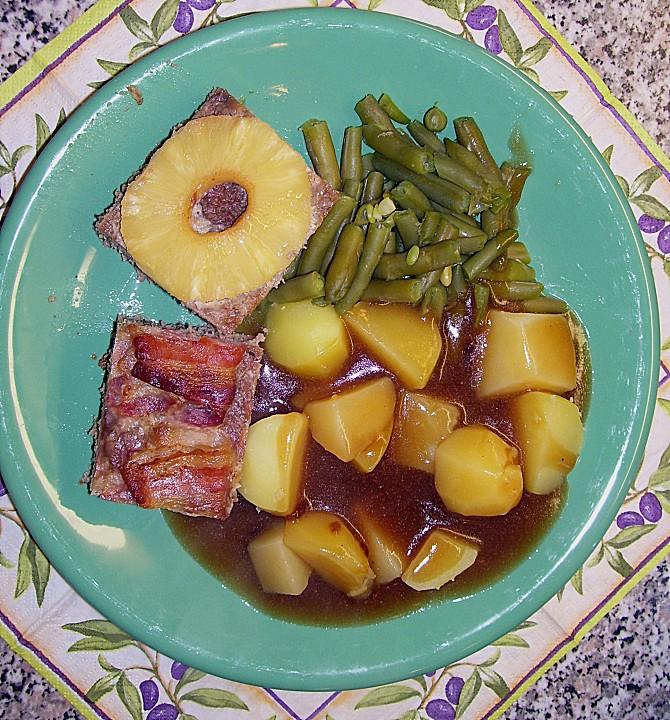 Rezepte mit hackfleisch vom blech