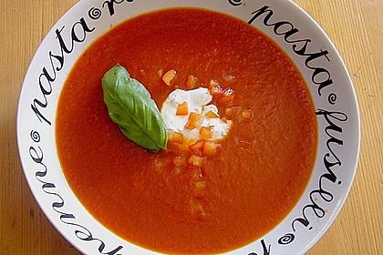 Paprika - Chili - Suppe 1