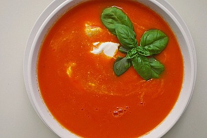 Paprika - Chili - Suppe 5