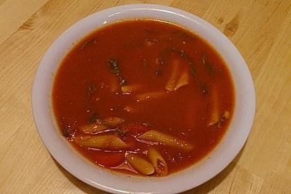 Paprika - Chili - Suppe 8