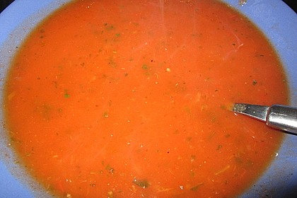 Paprika - Chili - Suppe 9