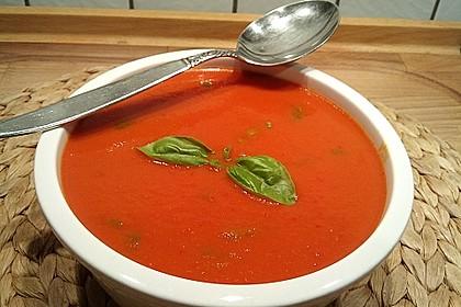 Paprika - Chili - Suppe