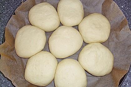 Weiche Brötchen gefüllt mit Hackfleisch 47