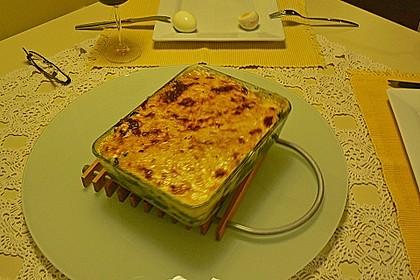 Kartoffel - Spinat - Auflauf 24