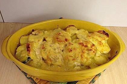 Kartoffel - Spinat - Auflauf 26