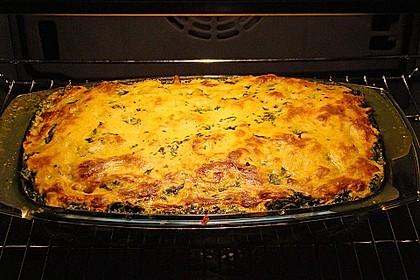 Kartoffel - Spinat - Auflauf 7