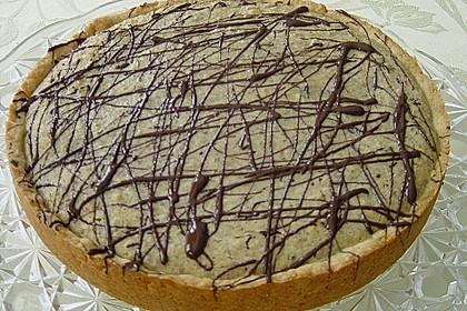 Walnuss - Schokolade - Kuchen 3