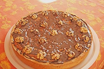Walnuss - Schokolade - Kuchen 10
