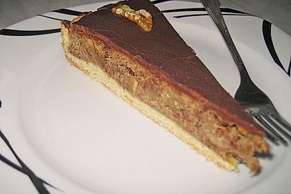 Walnuss - Schokolade - Kuchen 6