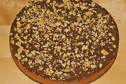 Walnuss - Schokolade - Kuchen 4