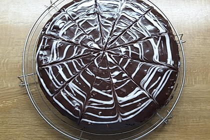 Walnuss - Schokolade - Kuchen 14