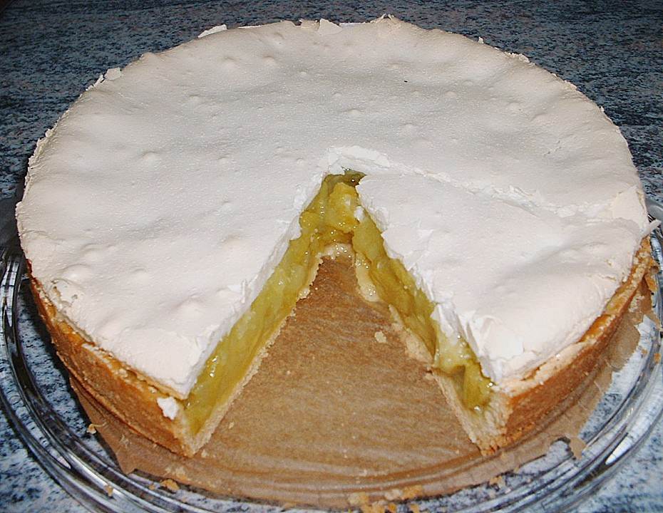 Rhababer - Schmand - Kuchen von Grit1912 | Chefkoch.de
