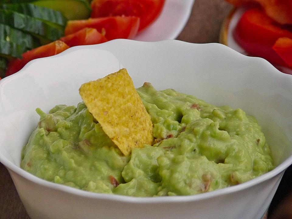 1a Guacamole - Dip (Rezept mit Bild) von Nadisha | Chefkoch.de