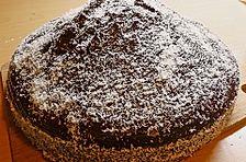 Chocolate Mudcake, neuseeländischer Schokoladenkuchen
