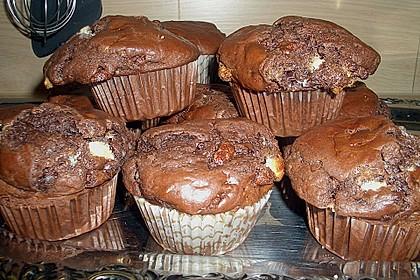 Schoko - Jumbo - Muffins 84
