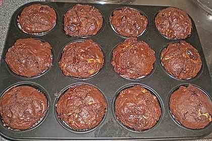 Schoko - Jumbo - Muffins 46