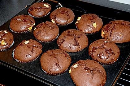 Schoko - Jumbo - Muffins 18