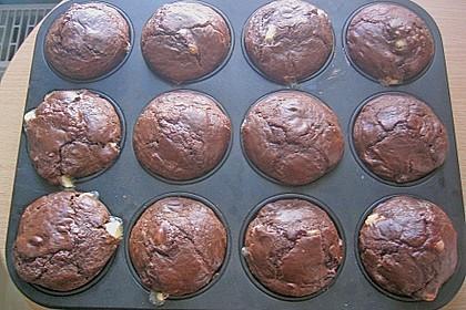 Schoko - Jumbo - Muffins 70