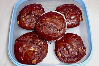 Schoko - Jumbo - Muffins 85