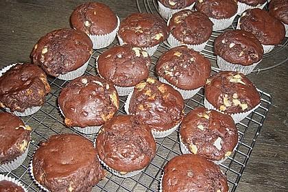 Schoko - Jumbo - Muffins 41