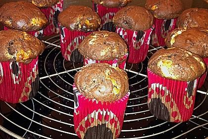 Schoko - Jumbo - Muffins 65