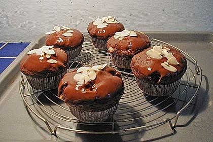 Schoko - Jumbo - Muffins 40