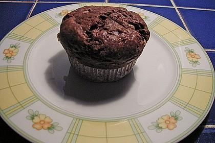 Schoko - Jumbo - Muffins 42