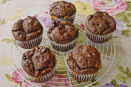 Schoko - Jumbo - Muffins 7