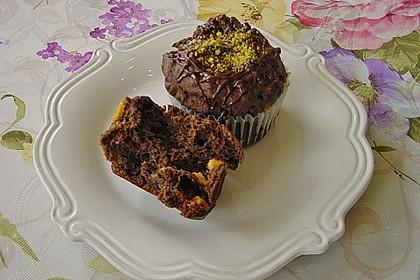 Schoko - Jumbo - Muffins 30
