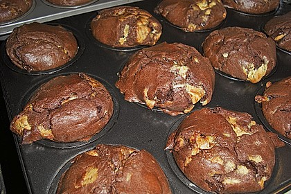Schoko - Jumbo - Muffins 47