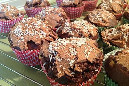 Schoko - Jumbo - Muffins 15