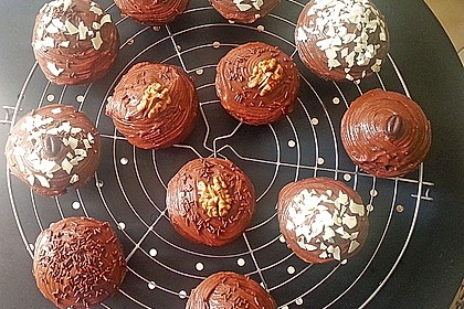 Schoko - Jumbo - Muffins 12