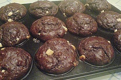 Schoko - Jumbo - Muffins 60